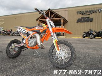 2018 Ktm 65 SX 65SX in Chicago, Illinois 60555