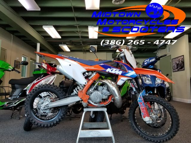 2018 Ktm 85 SX Dirt Bike