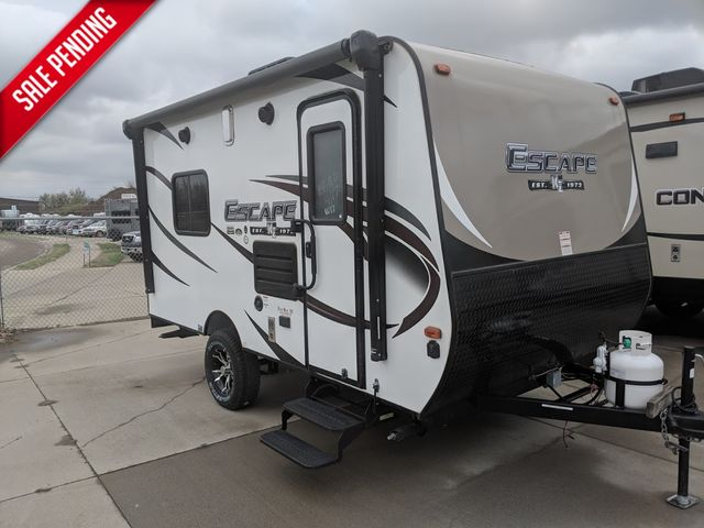 2018 Kz Escape *Toy Hauler* 140TH Mandan, North Dakota 0