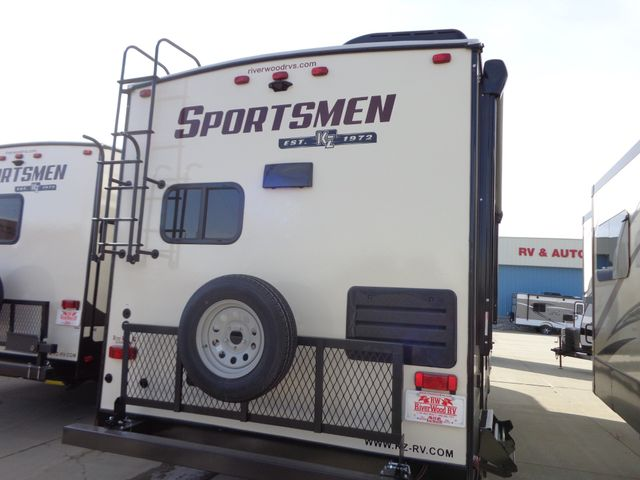 2018 Kz Sportsmen 231RK Mandan, North Dakota 2