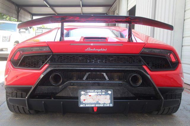 2018 Lamborghini Huracan Performante in Houston, Texas 77057