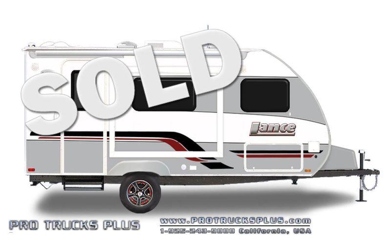 1475 Lance 2019 Travel Trailer 14'10