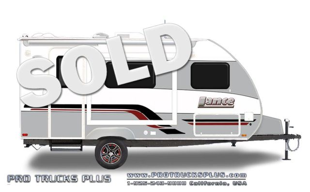 1475s Lance 2018 Travel Trailer 14'10