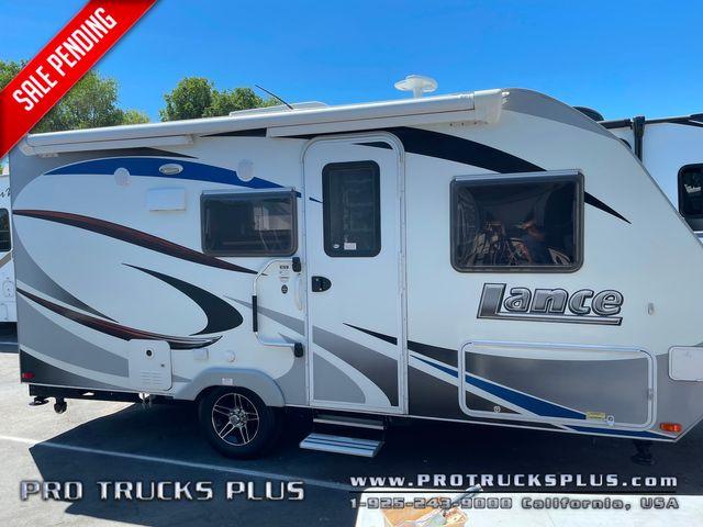 2018 Lance 1575 Travel trailer in Livermore, California 94551