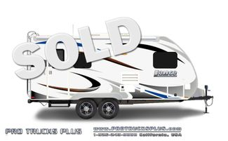 1685 Lance 2018 Travel Trailer 16'6