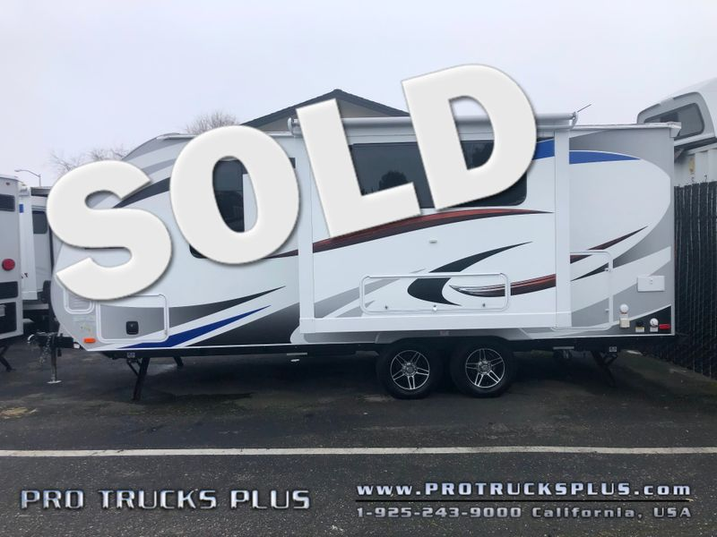 1985 Lance 2018 Used, travel trailer, power awning, four seasons  in Livermore California