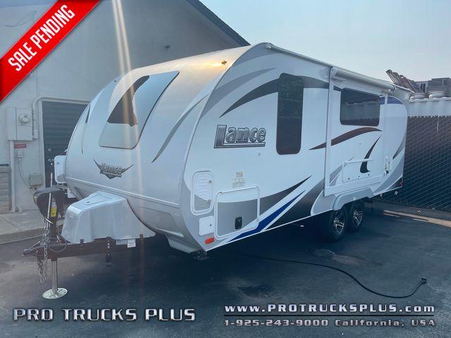 2018 Lance 1995 Travel Trailer solar, four seasons, azdel in Livermore, California 94551