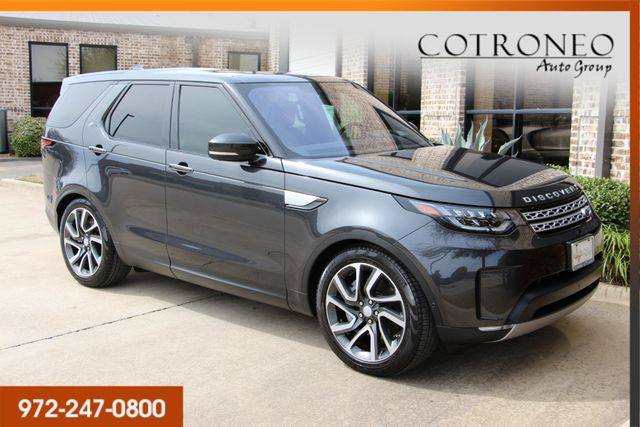 2018 Land Rover Discovery HSE Luxury in Addison, TX 75001