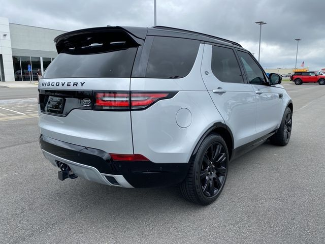 2018 Land Rover Discovery HSE Luxury Madison, NC 1