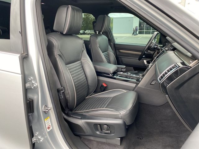 2018 Land Rover Discovery HSE Luxury Madison, NC 20