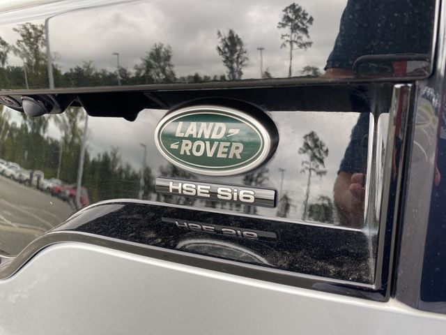 2018 Land Rover Discovery HSE Luxury Madison, NC 27