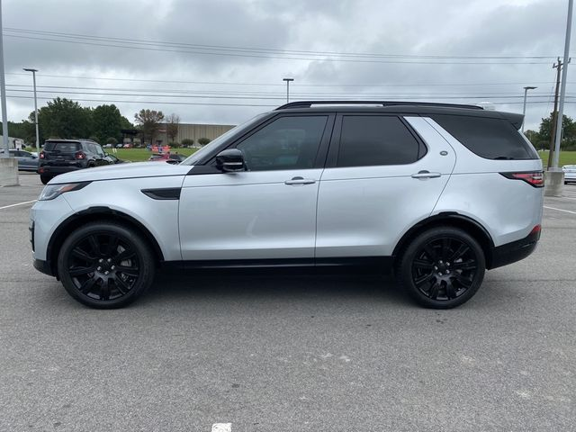 2018 Land Rover Discovery HSE Luxury Madison, NC 4