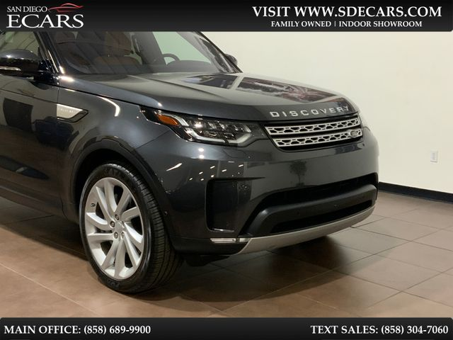 2018 Land Rover Discovery HSE Luxury in San Diego, CA 92126