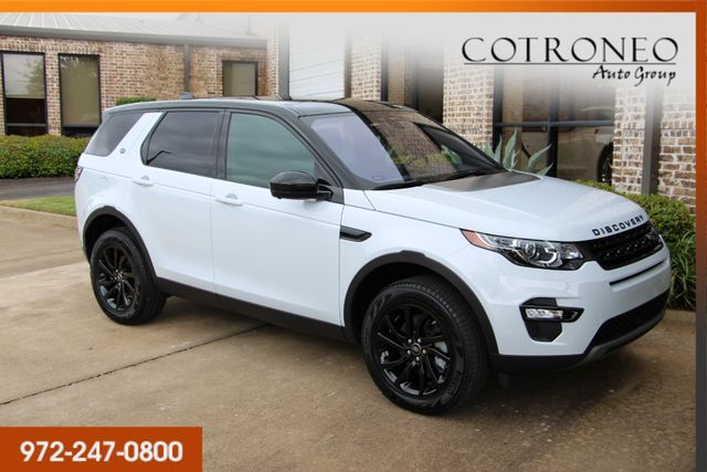 2018 Land Rover Discovery Sport HSE 4WD in Addison TX, 75001
