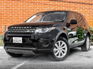 2018 Land Rover Discovery Sport SE Burbank, CA