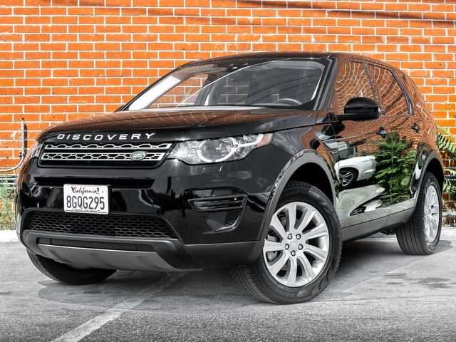 2018 Land Rover Discovery Sport SE Burbank, CA 0
