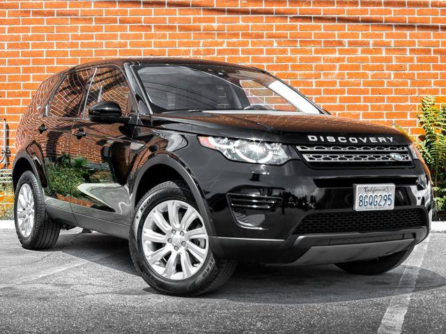 2018 Land Rover Discovery Sport SE Burbank, CA 1