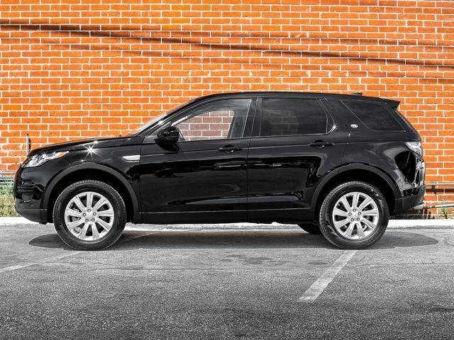 2018 Land Rover Discovery Sport SE Burbank, CA 4