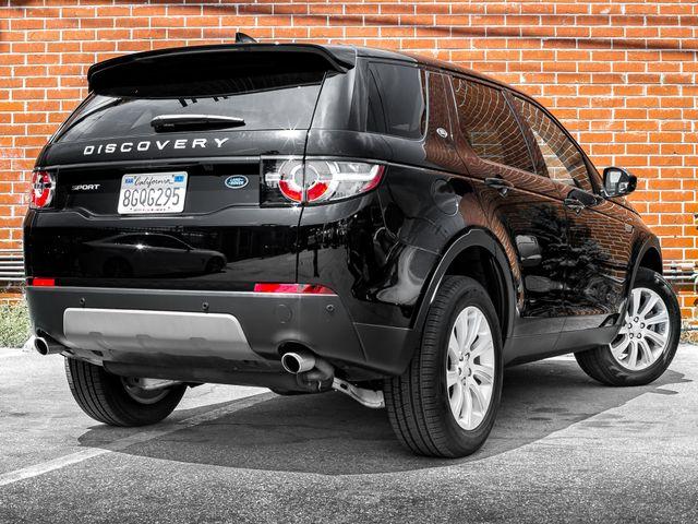 2018 Land Rover Discovery Sport SE Burbank, CA 5