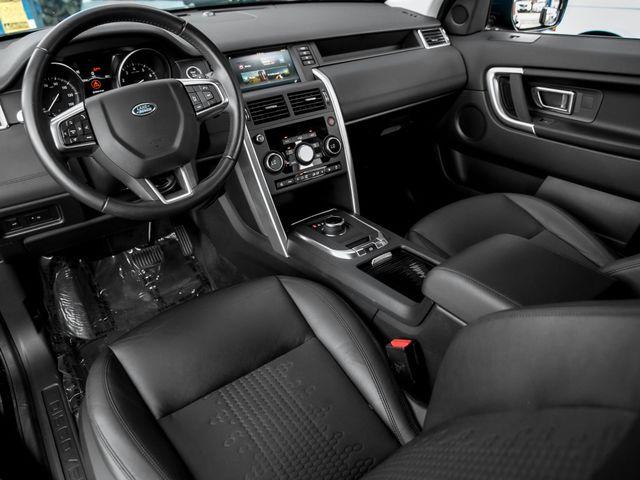2018 Land Rover Discovery Sport SE Burbank, CA 9