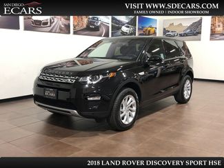2018 Land Rover Discovery Sport HSE in San Diego, CA 92126