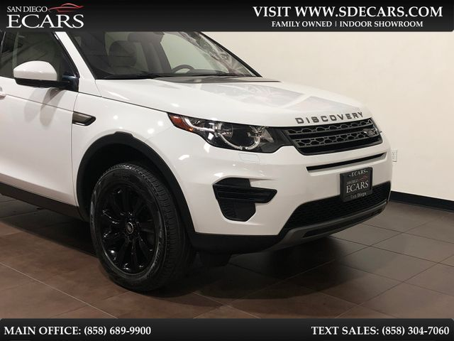 2018 Land Rover Discovery Sport SE in San Diego, CA 92126