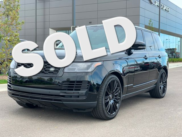 2018 Land Rover Range Rover Chicago, Illinois