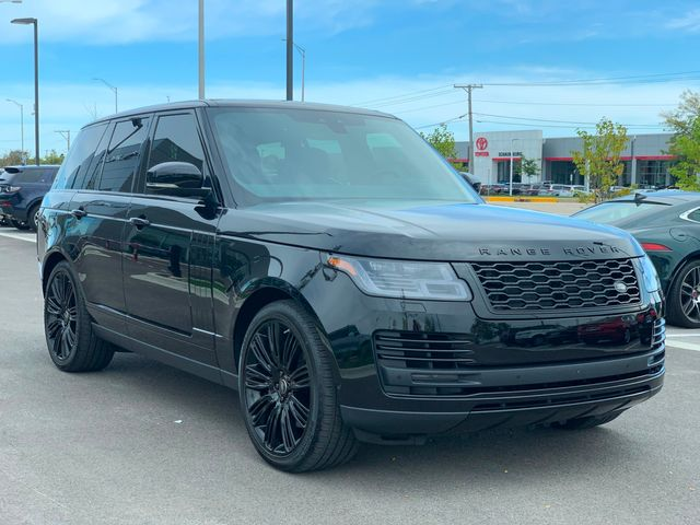 2018 Land Rover Range Rover Chicago, Illinois 1