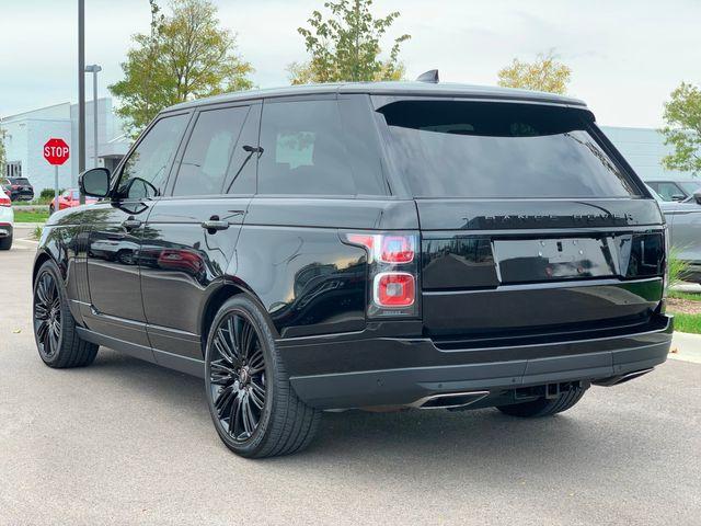 2018 Land Rover Range Rover Chicago, Illinois 3