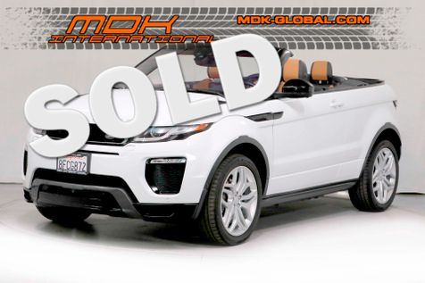 2018 Land Rover Range Rover Evoque HSE Dynamic - 360 Cam System - Extended Leather in Los Angeles