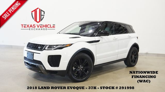 2018 Land Rover Range Rover Evoque HSE Dynamic ROOF,360 CAM,HTD/COOL LTH,37K