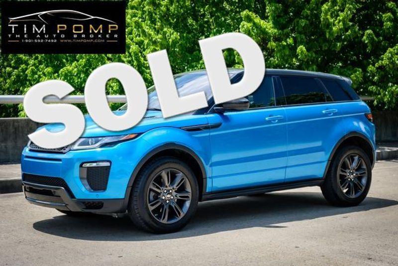 2018 Land Rover Range Rover Evoque SE Premium PANO ROOF | Memphis, Tennessee | Tim Pomp - The Auto Broker in Memphis Tennessee