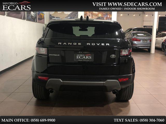 2018 Land Rover Range Rover Evoque SE Premium in San Diego, CA 92126