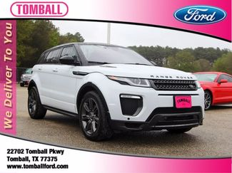 2018 Land Rover Range Rover Evoque in Tomball, TX 77375