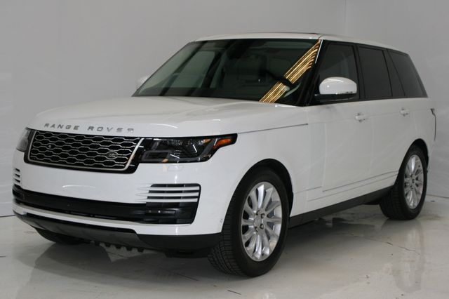 2018 Land Rover Range Rover HSE Diesel Houston, Texas 1