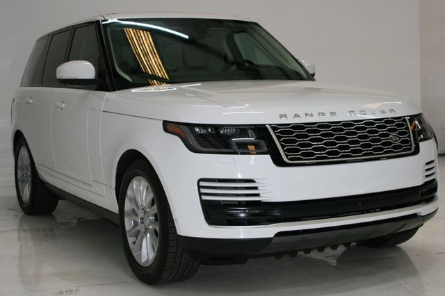 2018 Land Rover Range Rover HSE Diesel Houston, Texas 3