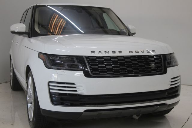 2018 Land Rover Range Rover Houston, Texas 2