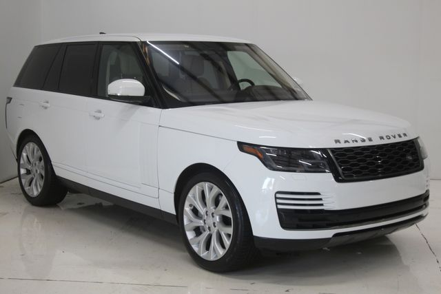 2018 Land Rover Range Rover Houston, Texas 3