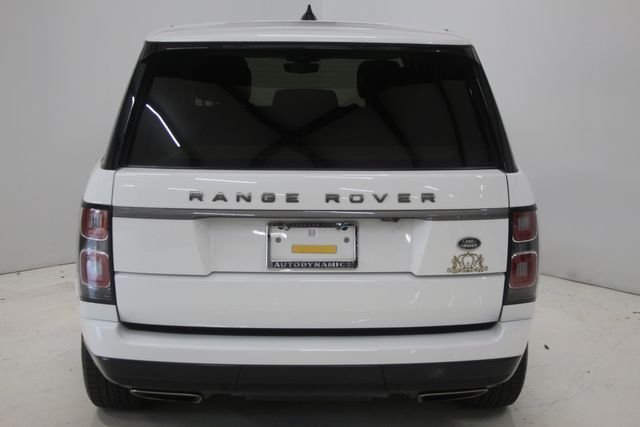2018 Land Rover Range Rover Houston, Texas 9