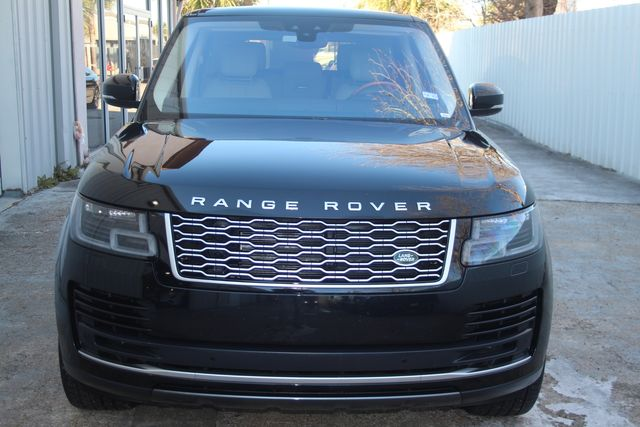 2018 Land Rover Range Rover HSE Houston, Texas 1