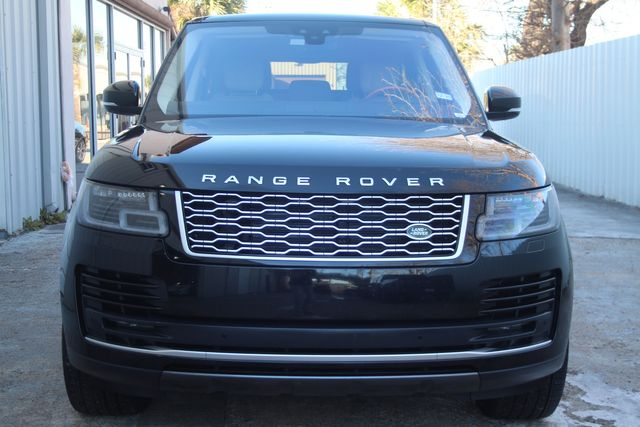 2018 Land Rover Range Rover HSE Houston, Texas 2
