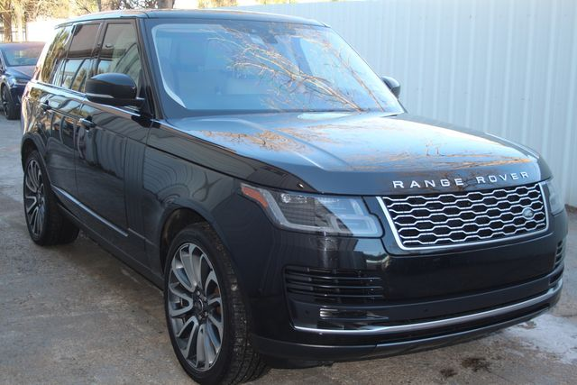 2018 Land Rover Range Rover HSE Houston, Texas 3