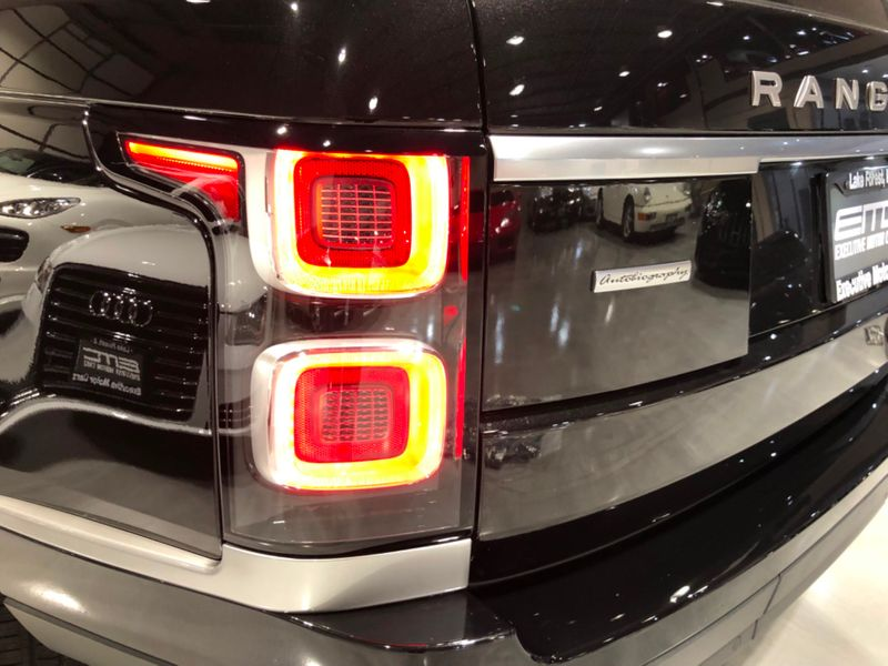 2018 Land Rover Range Rover Autobiography  Lake Forest IL  Executive Motor Carz  in Lake Forest, IL