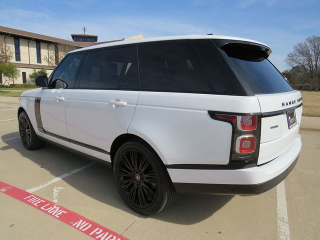 2018 Land Rover Range Rover 5.0L V8 Supercharged LWB in McKinney, Texas 75070