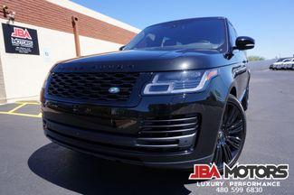 2018 Land Rover Range Rover V8 Supercharged 4WD Full Size SUV ~ $120k MSRP | MESA, AZ | JBA MOTORS in Mesa AZ