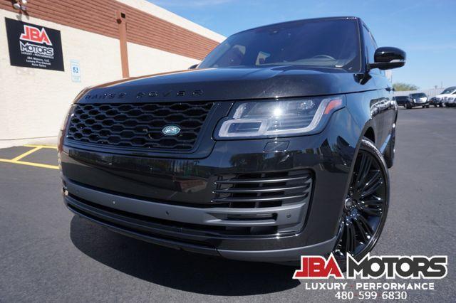 2018 Land Rover Range Rover V8 Supercharged 4WD Full Size SUV | MESA, AZ | JBA MOTORS in Mesa AZ