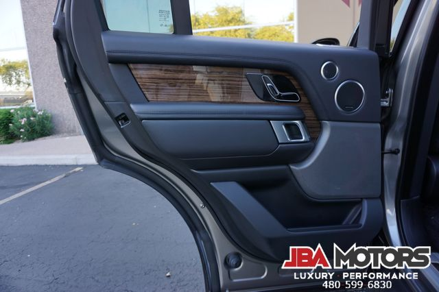 2018 Land Rover Range Rover Supercharged Full Size in Mesa, AZ 85202