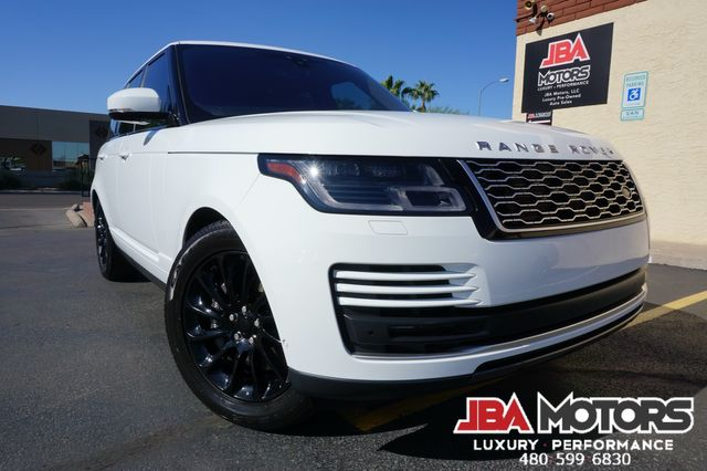 2018 Land Rover Range Rover HSE Full Size Supercharged 4WD SUV