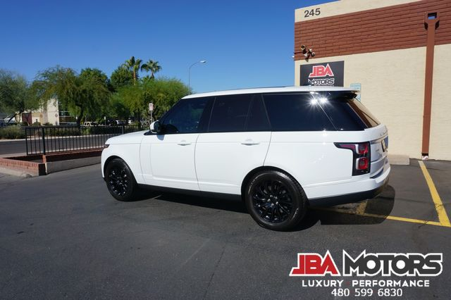 2018 Land Rover Range Rover HSE Full Size Supercharged 4WD SUV in Mesa, AZ 85202