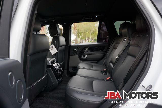 2018 Land Rover Range Rover Supercharged V8 SC Full Size ~ HUGE $114k MSRP in Mesa, AZ 85202